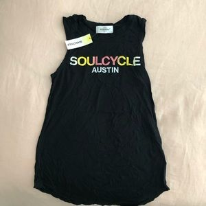NWT SoulCycle Austin Tank Top
